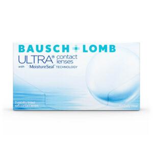 BAUSCH & LOMB ULTRA 3 pack